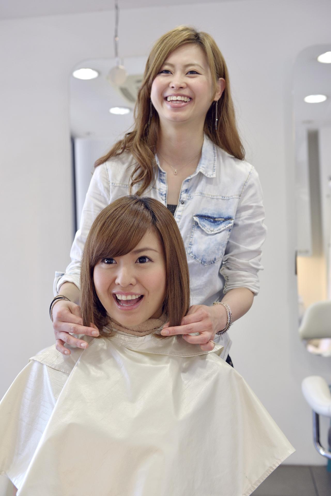 美容院でなりたい髪型や髪色にちゃんと近づくためにしておき ...