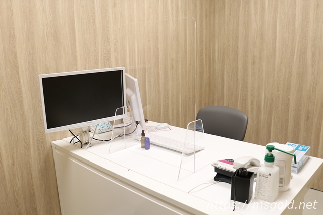 クレアージュ東京 診察室